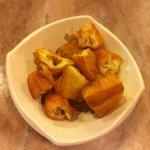 Youtiao (deepfried Chinese doughstick)