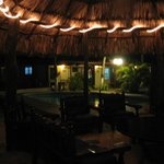 Evening Under the Palapa