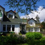 Front view of Sooke Harbour House