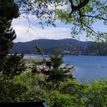 Sooke Harbour from Sooke Harbour House