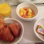 朝食 他にもありました