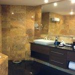 Bathroom (suite)