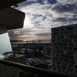 Breathtaking balcony view