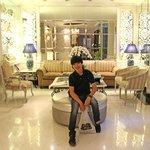 main foyer Hotel Geulis Bandung