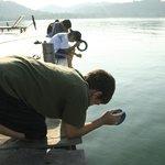Traditional fishing methods