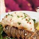 We have giant 20-24 oz lobster tails