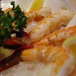 Our shrimp is fresh and tasty
