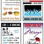 event and food special