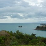 One of the spectacular views from the See Waiheke Tour