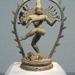 Shiva Nataraja statue. India.  circa 990.