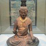 Japanese buddha statue
