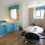 Studio Ensuite Cabin living area