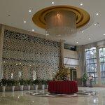 Nanfeng Hotel lobby