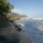 Чёрные пески :)