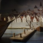 The exhibition Medieval Gotland