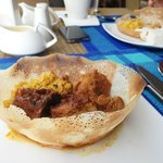 Curry & Hoppers - a MUST try!