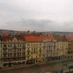 Panorama camera lato dx (notare la fermata del tram)