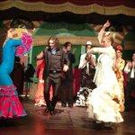 Tablao Flamenco Sevilla, EL Palacio Andaluz