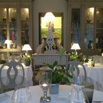 Château de Mazan, dining room