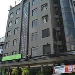 External of Hotel