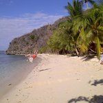 Sangat's beach