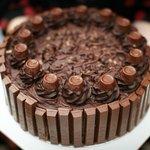 York chocolate cake