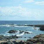 Aruba Landschaft