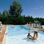 VVF Villages Chaudes-Aigues : piscine