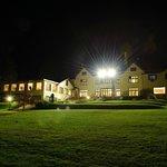 Seven Hills Inn in the evening