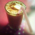 Iced chai yammy))