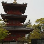Three-Story Pagoda of Buzen Kokubunji Temple
