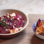 Beetroot Queso