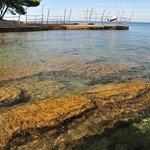 Salvore - Il fondale marino