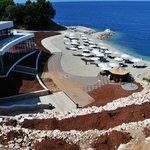 Hotel Kempinski - La spiaggia