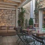 Jardin d'hiver Hotel de Sevres