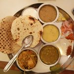 full thali