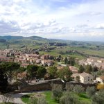 View from La Rocca
