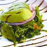 Top Seller- Grilled Avocado Tuscany Salad