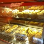 Freshly Baked Pastries including Gluten Free Options