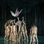 Artists of Colorado Ballet in The Rite of Spring, photo by Mike Watson
