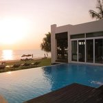 Beach Front Villa 521