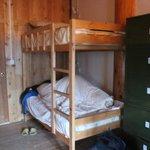 the dorm bedroom
