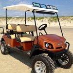 Bron's Beach Carts