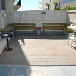 Outdoor Grille Area