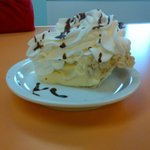 Banana Cream Pie - You will not get a better pie ANYWHERE.
