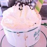 cream chocolate