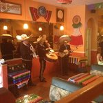 Thursday night mariachi band at Casa Linda Boynton Beach