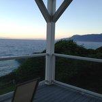 View from Spyglass room balcony