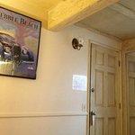 Front Door of Room 8