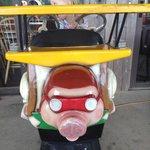 pig ride broken